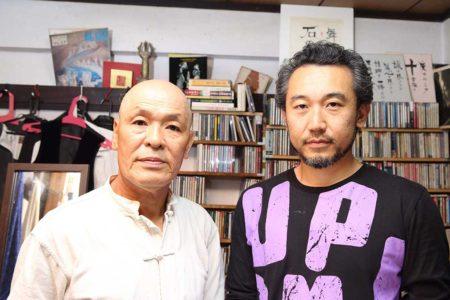 大竹宥煕氏が書いた彗人社のロゴ