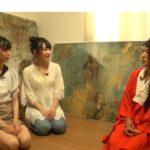 BS12で日本画家・飯田知子が紹介されました!