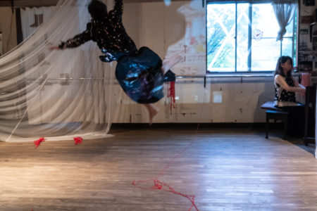 公演中止のお知らせ<DOHRIKI BUTOH 動力の舞踏>